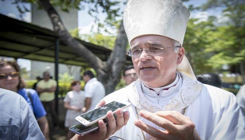 Obispo Auxiliar de Managua, Silvio Báez